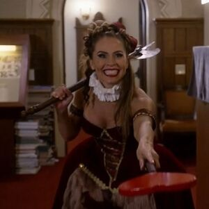 Queen of Hearts Librarians