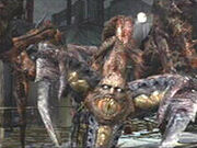 RE4 Saddler Monster