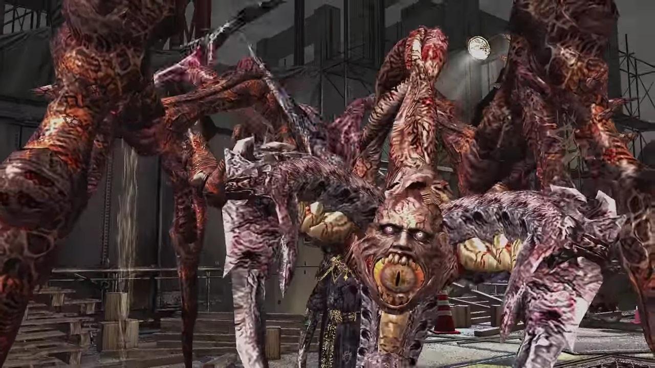 RE4 Saddler Monster