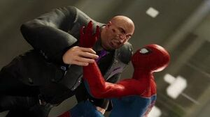 Spider-Man PS4 Kingpin Boss Fight