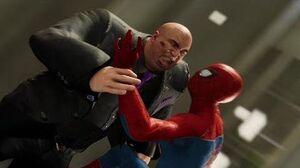 Spider-Man PS4 Kingpin Boss Fight