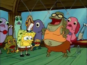 Spongebob Loses