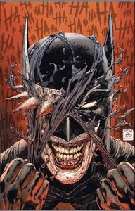 The Batman Who Laughs Vol 2 1 Textless Daniel Variant