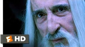 The Lord of the Rings The Fellowship of the Ring (1 8) Movie CLIP - The Way of Pain (2001) HD