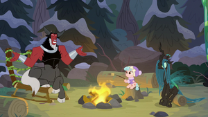 Tirek 'I used that turncoat Discord' S9E8