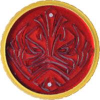 Wolffish Core Medal