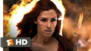 X-Men The Last Stand (5 5) Movie CLIP - Phoenix Falls (2006) HD