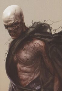 Avengers Infinity War Red Skull concept art 6