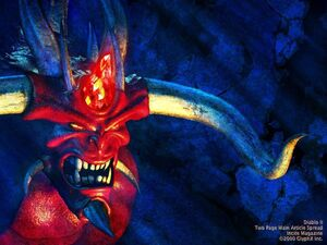 Diablo head 1