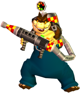 Dingodile Crash Twinsanity