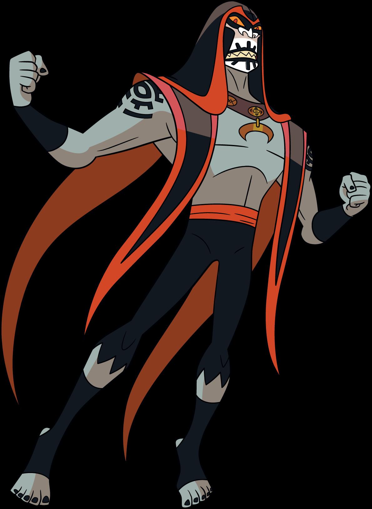 Hex (Ben 10) | Villains Wiki | FANDOM powered by Wikia