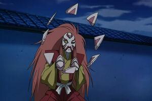 Kabukimon's Second Attack