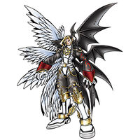 Lucemon Chaos Mode
