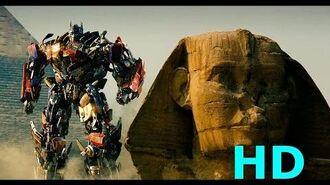 Optimus Prime vs. Megatron & The Fallen - Transformers Revenge Of The Fallen Movie Clip Blu-ray HD