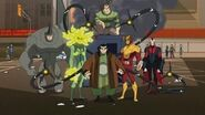 Spectacular Spider-Man (2008) Black suit Spider-Man meets the Sinister Six part 1 2