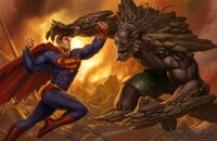 Superman vs. Doomsday