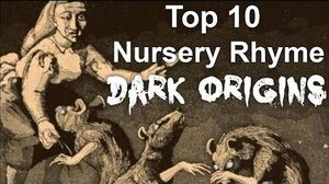 Top 10 Nursery Rhyme Dark Origins