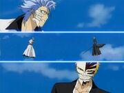 Grimmjow vs Ichigo 2nd fight