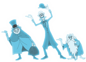 Hitchhiking ghosts by moheart7-dam63f2