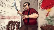 Lawrence machete