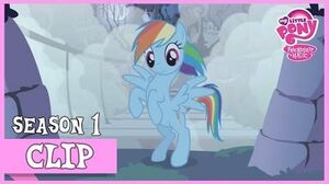 "MLP FiM - Rainbow Dash Element of Loyalty ""Friendship Is Magic"" HD"
