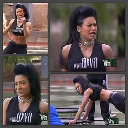 Melina Celebrity Fit Club