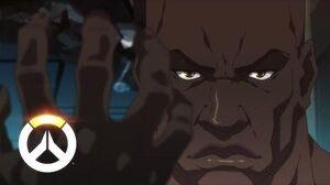 NEW HERO – NOW PLAYABLE Doomfist Origin Story Overwatch