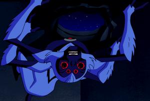 Negative spidermonkey af