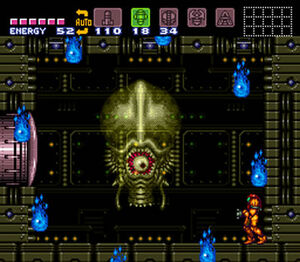 Phantoon (Super Metroid)