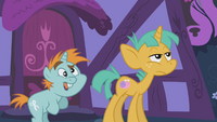 Snips derping S1E6