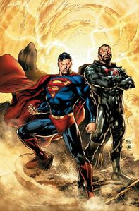 Superman Vol 5 5 Textless