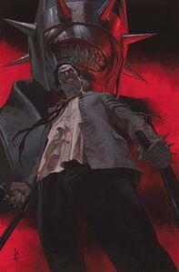 Year of the Villain Hell Arisen Vol 1 2Textless Variant