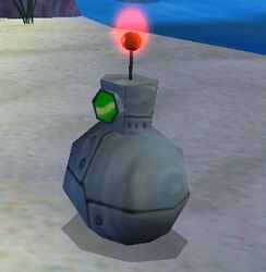 2003 Bomb Bot