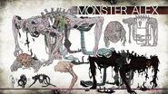 Alex monster concept