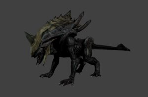 Custom xnalara rhino alien by weylandyutanicorp-dbb6015