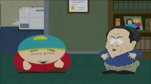 Erik Cartman meets a dwarf