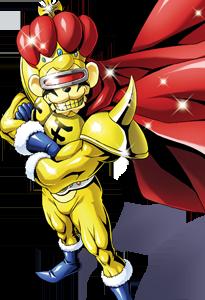King Etemon