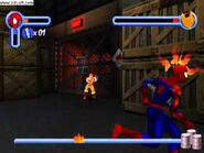 Shocker vs spiderman