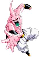 Super Buu Render