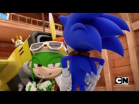 Swifty and Sonic 2