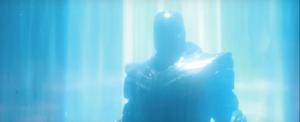 Thanos arrives