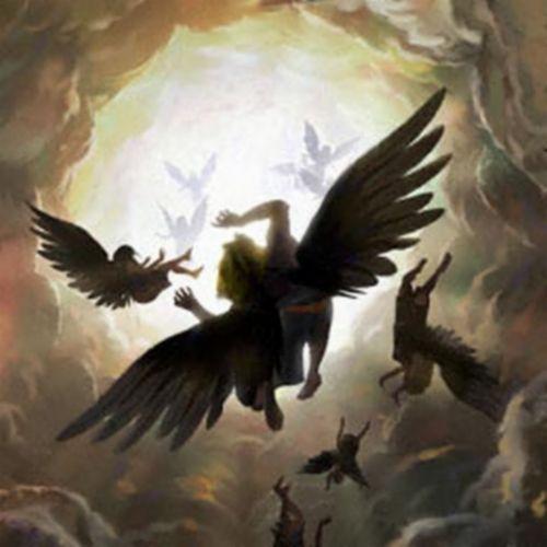 What makes a fallen angel, well, fallen?