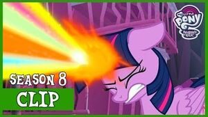 The Mane 6 Escape from Tartarus (School Raze) MLP FiM HD