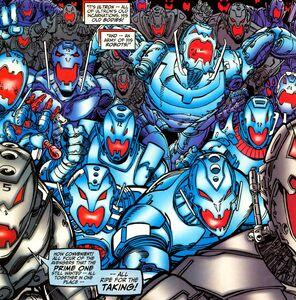 Ultron army