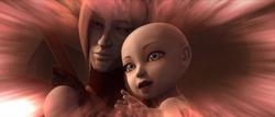 Asajj infant