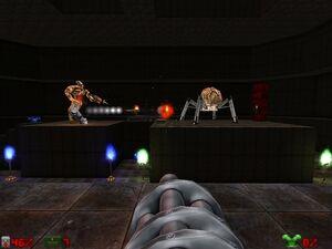 Cyberdemon-Spidermastermind