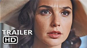 DEATH ON THE NILE Official Trailer (2020) Gal Gadot Movie