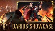 Darius Champion Showcase Gameplay - Legends of Runeterra