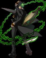 Hazama's Pre-Battle