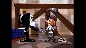 Jack O'Lantern's Origin Billy and Mandy's Jacked Up Halloween-0